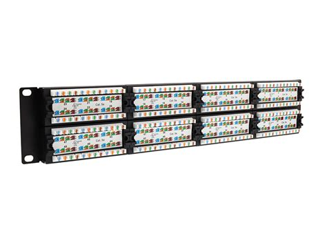 networx  port cate rack mount patch panel