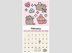 Pusheen the Cat 2016 Wall Calendar Calendar – Wall
