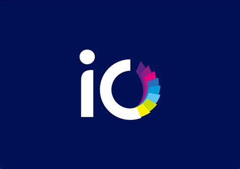 brand new new name logo and identity for io by moving brands