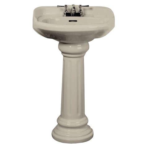 pegasus vicki   pedestal combo bathroom sink