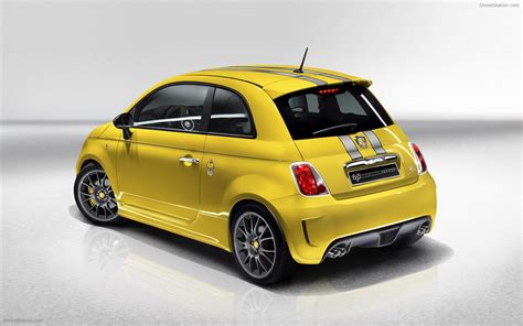 Abarth 695 Tributo by Abarth 695 Tributo 2011 Widescreen Car