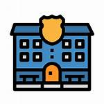 Police Station Icon Icons
