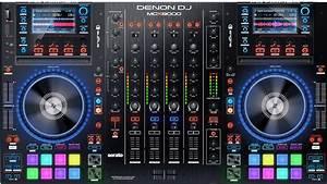 Denon MCX8000 Pro DJ Controller For Serato DJ | SamAsh  Dj