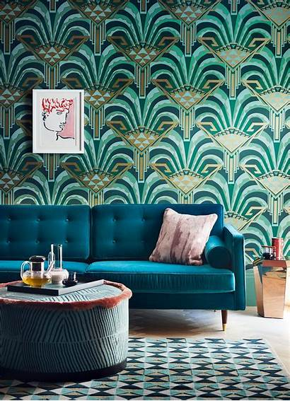 Deco Interior Trends Furniture Living Returns Wooden