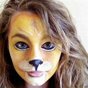23+ Lion Makeup Designs, Trends, Ideas | Design Trends