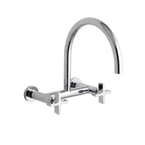 wall mount sink faucet kitchen faucets kitchen faucets wall mount keller supply