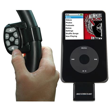 how to iphones remotely scosche wireless rf remote sport kit for ipod and iphone