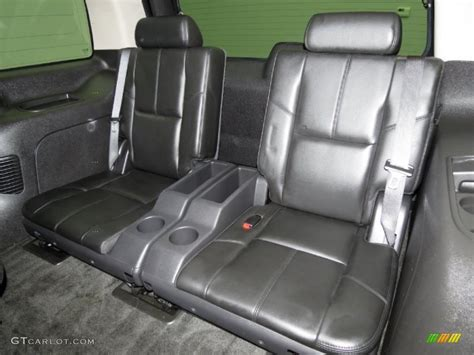 2007 Chevrolet Tahoe Ltz Rear Seat Photos Gtcarlotcom