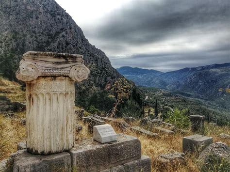 GRECIA: COSA VEDERE A DELFI E COME ARRIVARE
