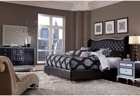 swank bedroom set aico swank starry 03000 bedroom collection