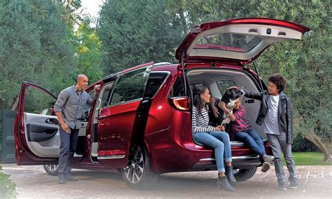 biggest  pacifica innovations    seats