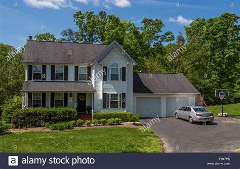 Haus Kaufen Usa Maryland leonardtown maryland usa typische mittelklasse haus
