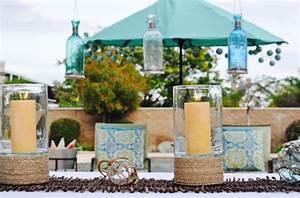 Sommer diy deko ideen fur garten und terrasse for Deko ideen für terrasse
