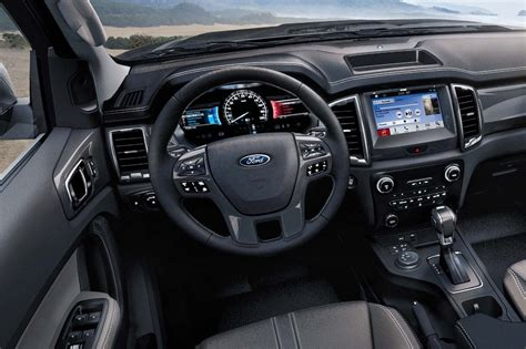 ford ranger interior gauges  fast lane truck