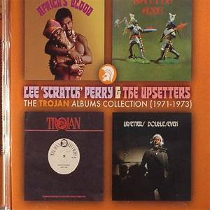 Lee PERRY & The UPSETTERS The Trojan Albums Collection ...