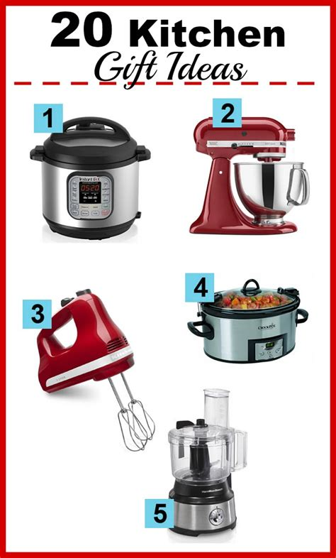 gift ideas 20 kitchen gift ideas gift guide for busy home cooks Kitchen