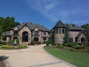 home plans with guest house 16 000 square foot country mansion in braselton