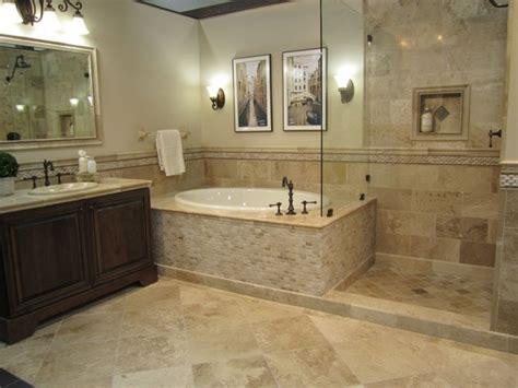 Travertine Bathroom Tiles by Shower Tile Designs Travertine Vanity Honed Driftwood