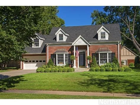 Classic Red Brick Cape Cod Just Perfect!  Curb Appeal