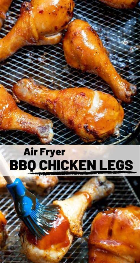 air fryer bbq chicken drumsticks tasty air fryer recipes