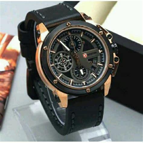 Jam Tangan Guess Kulit Black jual baru jam tangan pria laki laki model terbaru keren