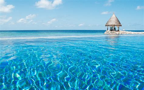 magasin canape hotel vivanta by taj coral reef aux maldives mer turquoise