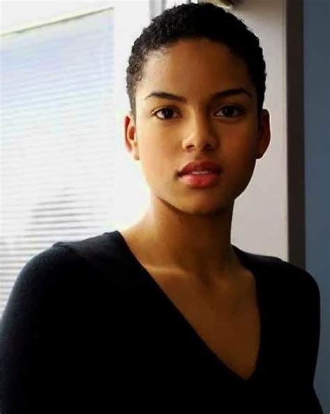 Unique Hairstyles low cut hairstyles for black women