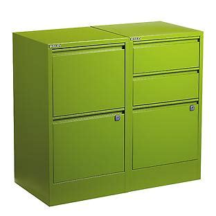 bisley white 2 3 drawer locking filing cabinets the container store