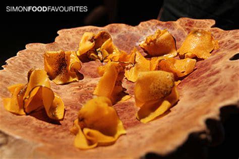 canapé pumpkin simon food favourites the blocks pop up restaurant wine