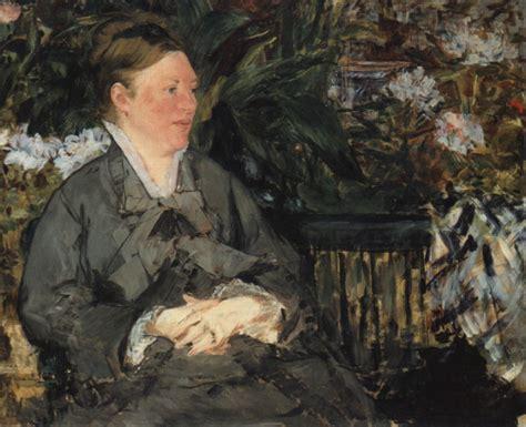madame edouard manet dans la serre wikipedia