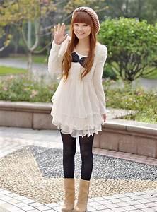Moda blusas u00bb Blusas moda coreana juveniles 1