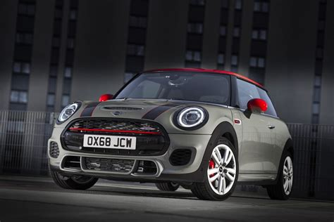 Mini Cooper Cooper Works 0 60 by Mini Cooper Works Motore Euro6d Temp Per Il 2019