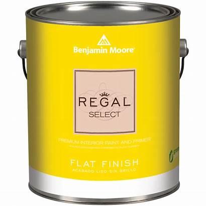 Regal Paint Select Interior Waterborne Flat Moore