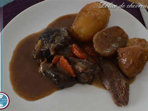 cuisiner chevreuil recettes de chevreuil de poivré seb