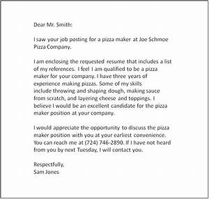 lesson 10 resumes cover letters With lush cover letter examples