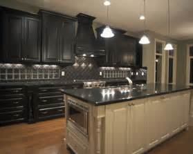 black cupboards kitchen ideas kitchen decorating ideas cabinets the wall the ceiling the appliances info home and