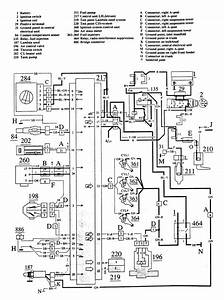 Volvo 740  1988 - 1989  - Wiring Diagrams
