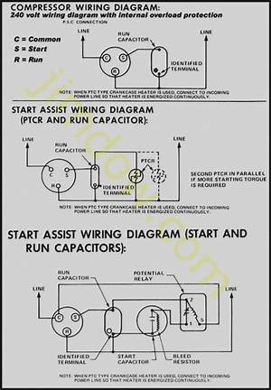 air pressor relay wiring diagram  26666archivolepees
