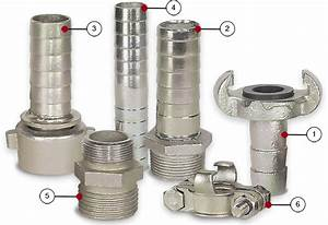 Couplings  Clamps And Fittings