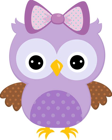 Owl Clip Quinceanera Owls In Colors Clipart Oh My Quinceaneras