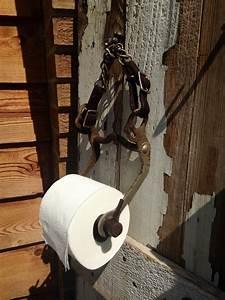 Unique, Horse, Bit, Toilet, Paper, Holder, By, Vibrantrestorations