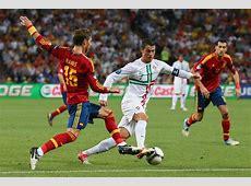 Sergio Ramos Photos Photos Portugal v Spain UEFA EURO