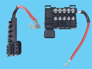 New Fuse Box Block Terminal Electric Cable Mount Holder