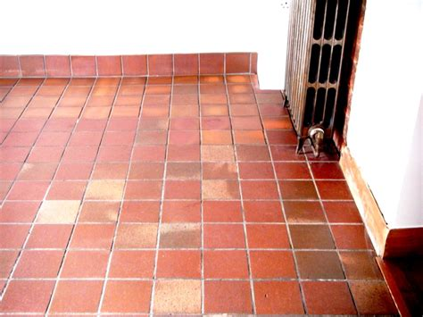 quarry floor tiles stripping and re sealing a quarry tile floor quarry tiled floors cleaning and sealing