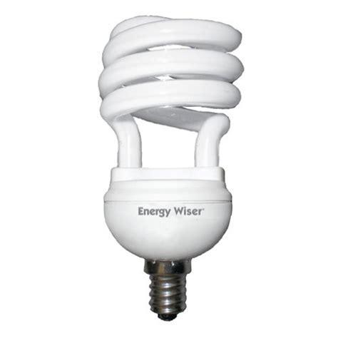 bulbrite cf12sm ww e12 12watt compact fluorescent coil