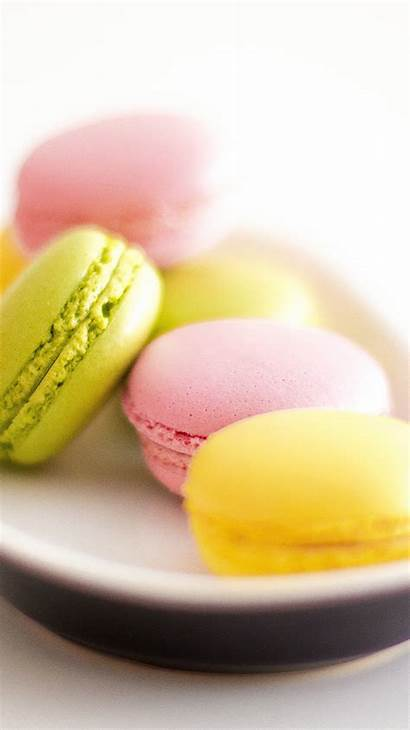 Macaroon Eat Iphone Cookie Hungry Wallpapers Macaroons