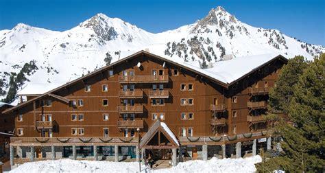 chalet belette altitude residences les arcs 2000