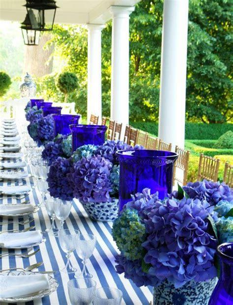 Tischdeko Blau  Ihr Traumhaus Ideen
