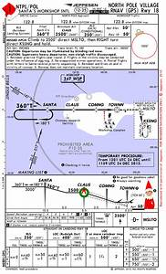 North Pole Village Rnav