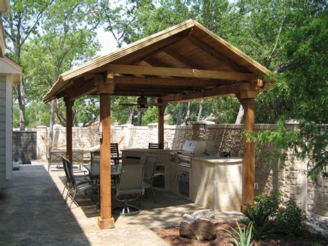 How To Build Simple Outdoor Kitchens  Modern Kitchens